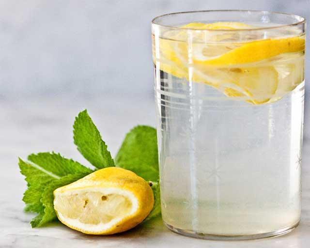 The Power Of Lemon Water