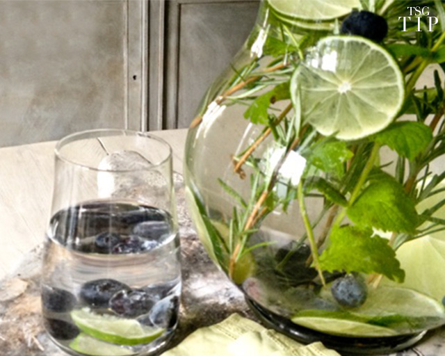 Naturally Infused Water