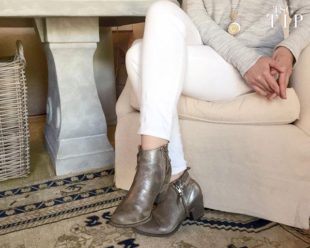 Wear White Jeans Year-Round