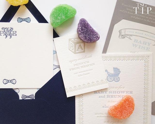 Charming Children's Stationery