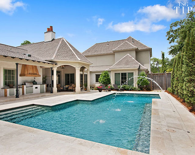 TSG Tip provided by Lucas Firmin Pools in Baton Rouge