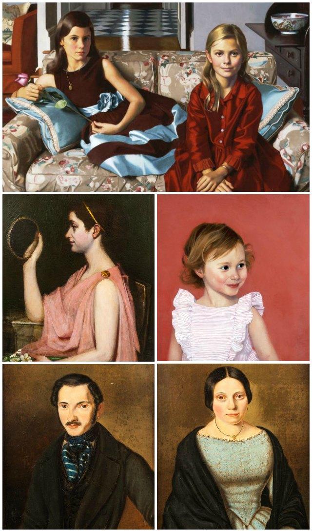 Portraits Inc, Leslie Hindman
