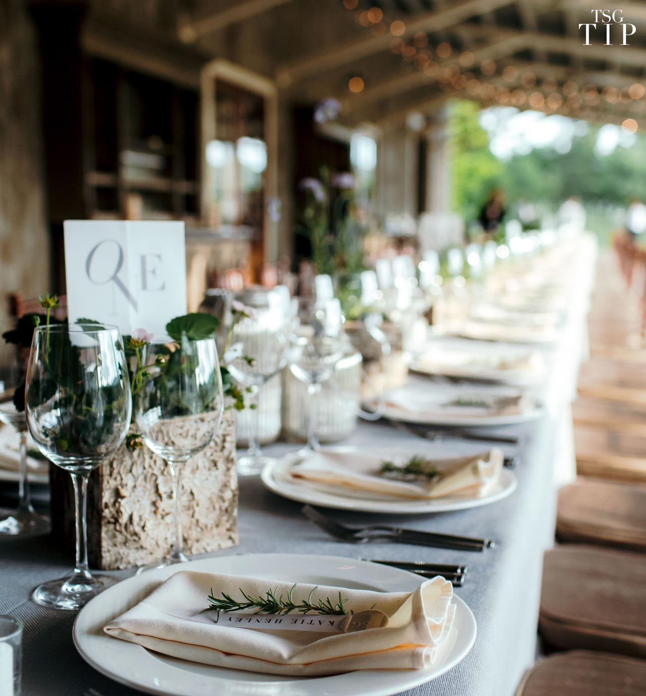 TSg Tip 156: Setting the Outdoor Table