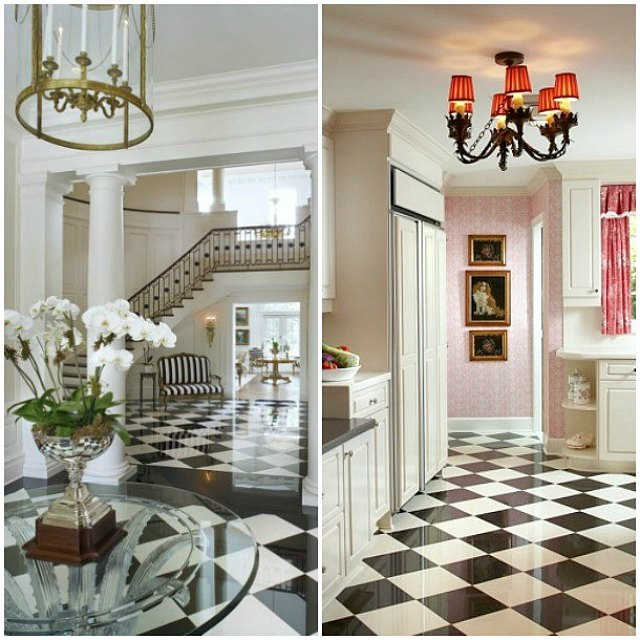 The Beauty of Black and White Historical Concepts MM Interiors