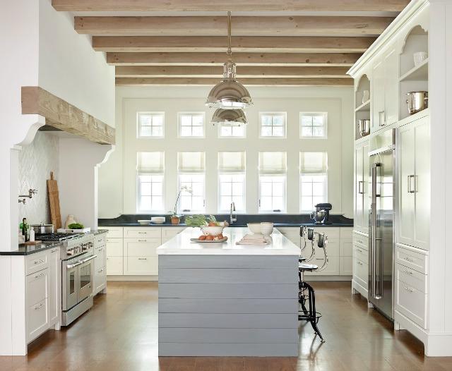 Trewin Homes white kitchen