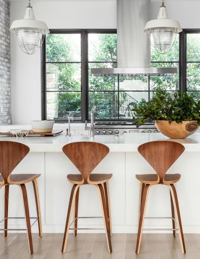 Coats Homes white kitchen
