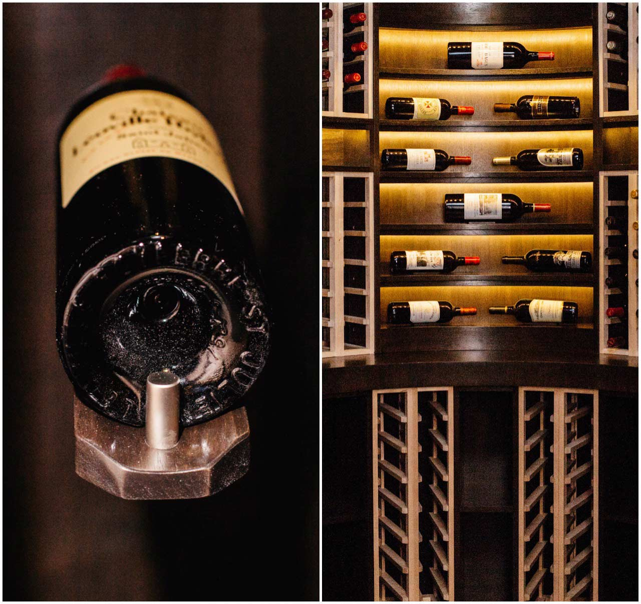 Wine Cellars with Style: Cellare Details