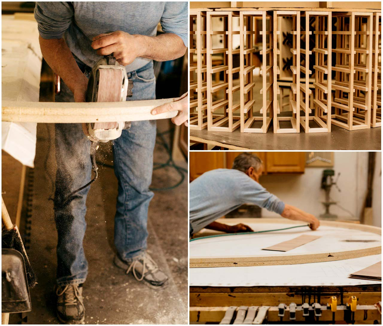 Wine Cellars with Style: Doc Waters Workshop