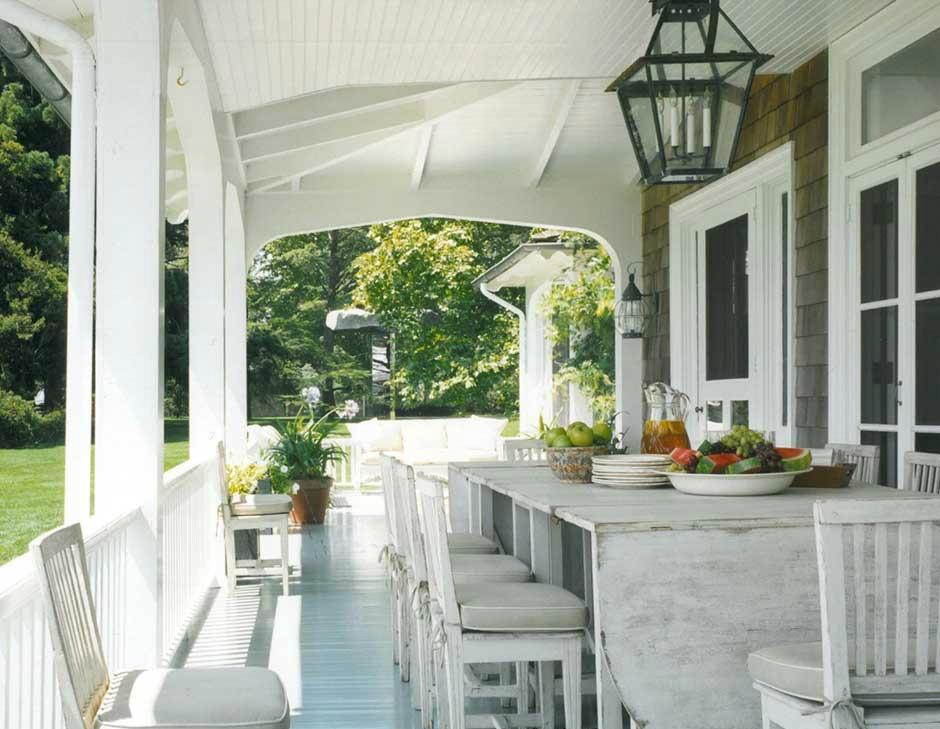 Pretty Porches Antonelli Architects