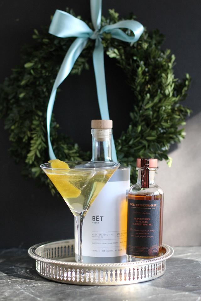 BĒT Vodka Cocktail