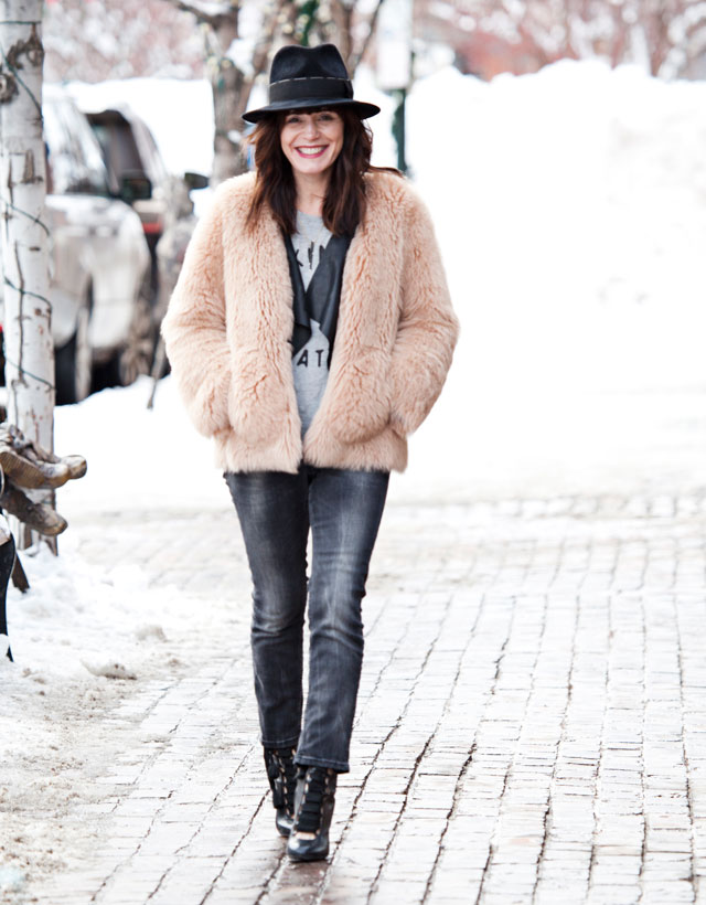 The Scout Guide: Aspen Getway Fashion with Suzi of Souchi