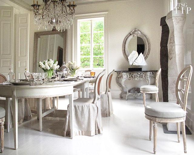 TSG Tip: The Anatomny of An All White Room by Tara Shaw