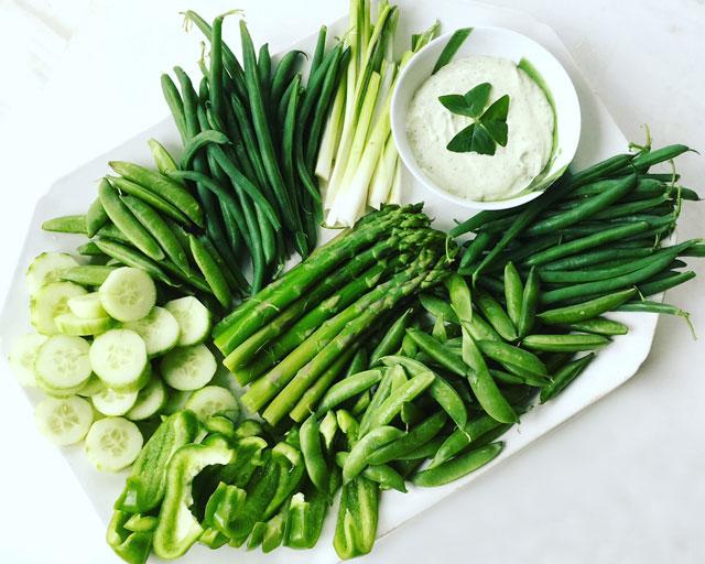 Buttermilk Green Goddess Recipe