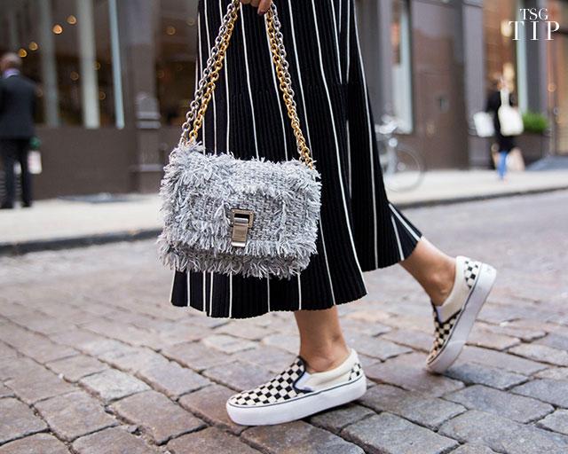 Street Style Tip from Erica Hanks