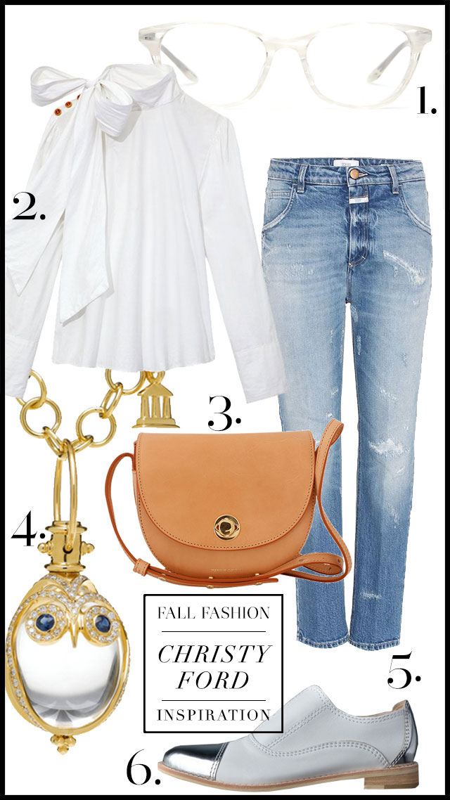 Christy Ford Fall Fashion