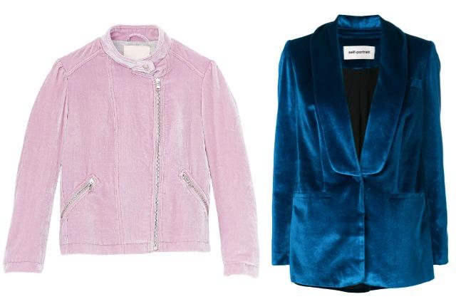 TSG Trend: Velvet Jacket