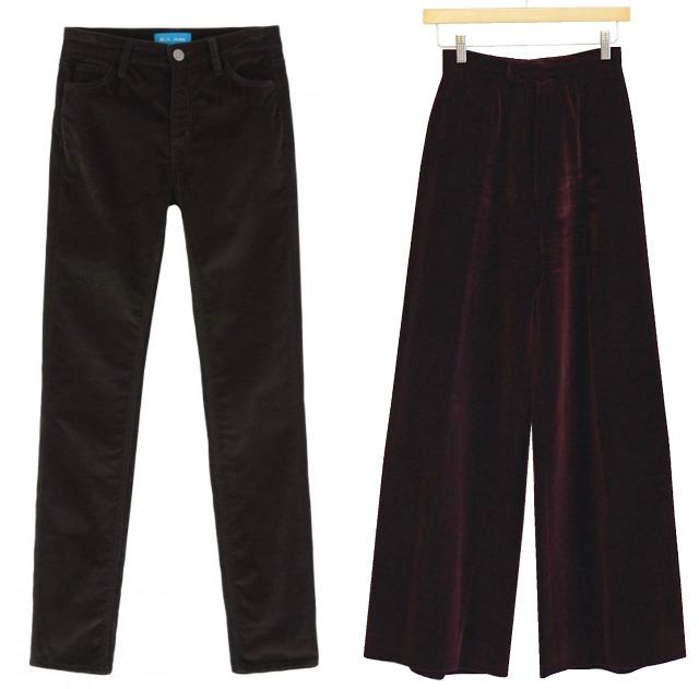 TSG Trend: Velvet Pants