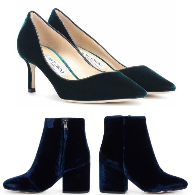 TSG Trend: Velvet Shoes