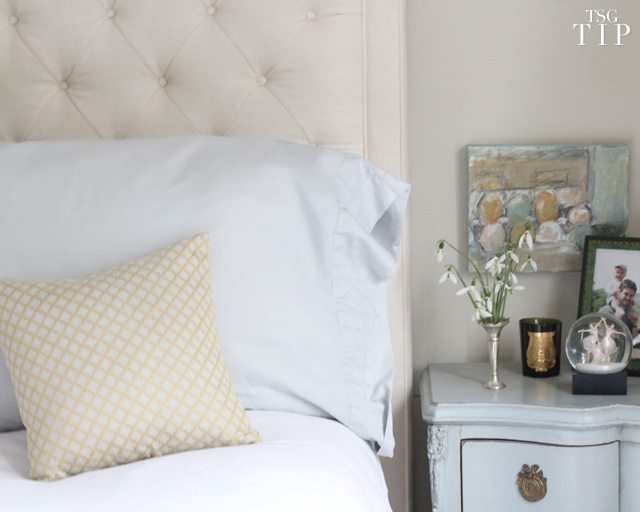TSG Tip 247: Your Ideal Bedding