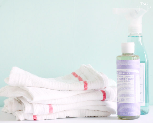 TSG Tip: Keeping A Beautiful Home -- What to Clean When