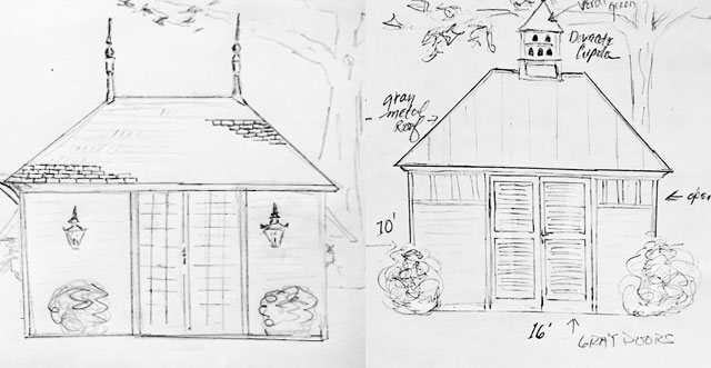 Hillbrook Collections Sketches