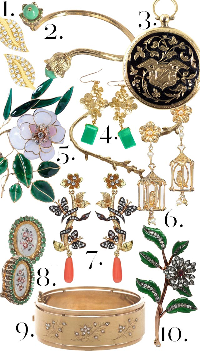10 Gorgeous Garden Jewels