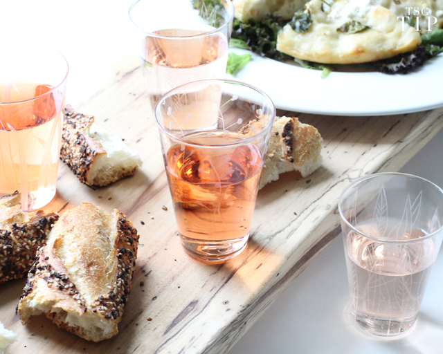 TSG Tip: The art of sipping rose
