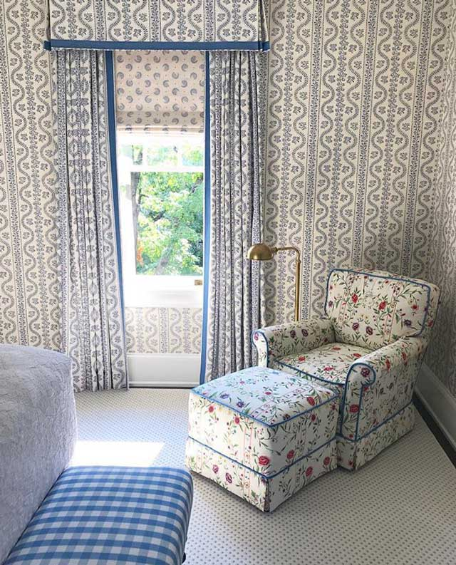 Pattern Mixing: Cameron Ruppert Interiors