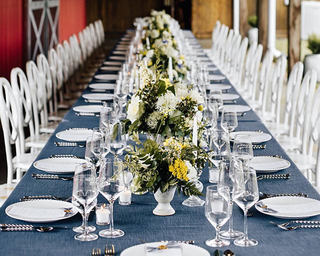 Wedding Week Florals