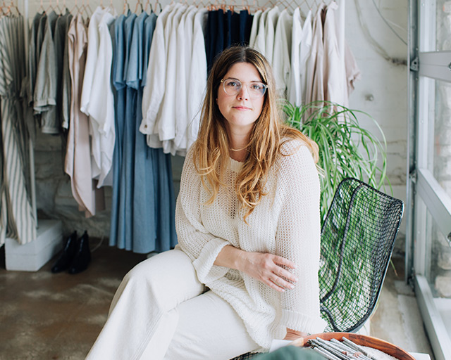 24 Hours With Stephanie Beard Of Esby Apparel The Scout Guide