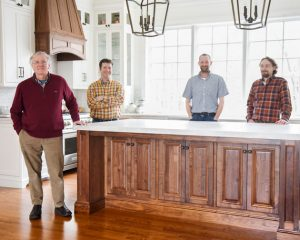 Albion Cabinets & Stairs Inc.