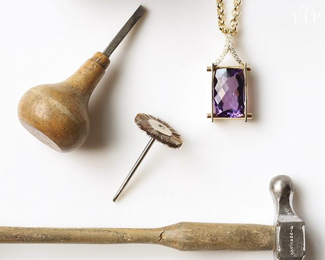 jewelry tip