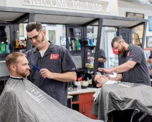 Ford's Barber Shop