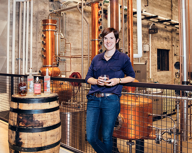 24 hours with distillery