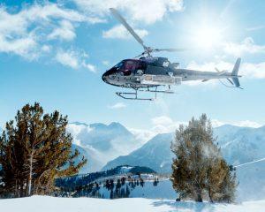 Powderbird Heli-Skiing