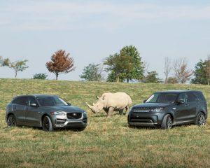 Jaguar Land Rover Easton