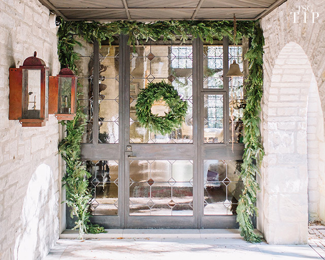 3 Fresh Ways To Decorate With Garlands The Scout Guide