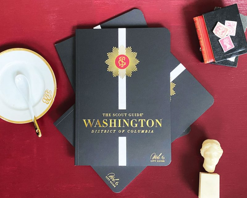 The Scout Guide Washington, D.C. Volume 6