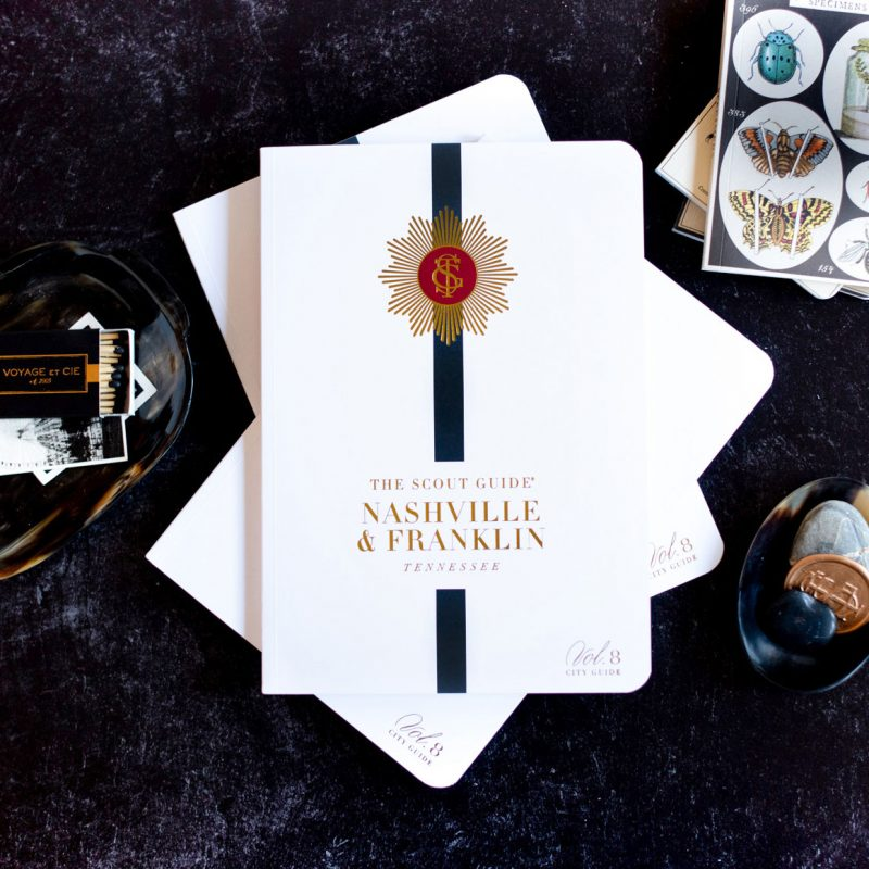 The Scout Guide Nashville Volume 8