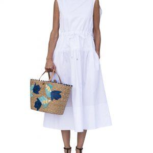 Purchase Tibi Cape Dress
