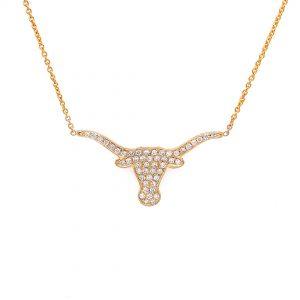 Buy Medium Longhorn Necklace