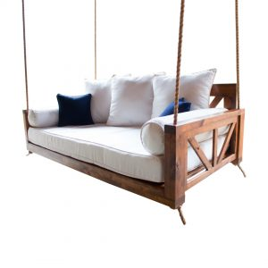 Purchase Avery Wood Porch Swing Daybed