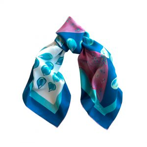 Purchase Cats and Dogs Silk Scarf