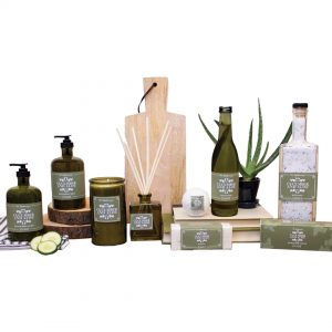 Purchase Cucumber + Aloe Scent Collection