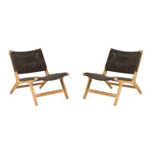 Purchase Arden Chair Brown - Set of 2