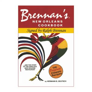 Purchase Brennan's Cookbook - Signed