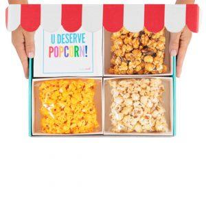 Purchase Custom Popcorn Gift Box