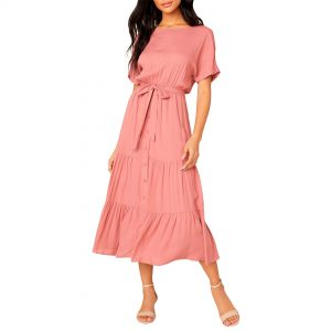 Purchase Sundown Midi Dress