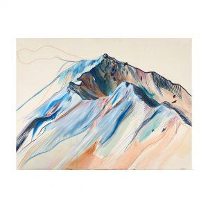 Buy 'The Ridge' High Quality Print