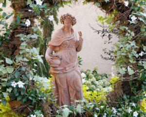 Lauritzen Gardens Antiques Show